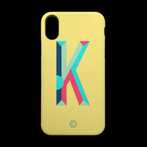 Mellow Yellow Case K