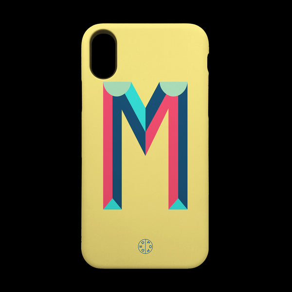 Mellow Yellow Case M