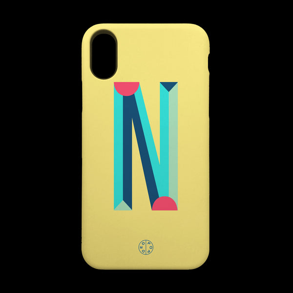 Mellow Yellow Case N
