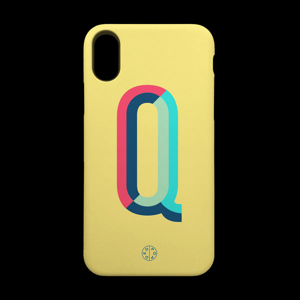Mellow Yellow Case Q