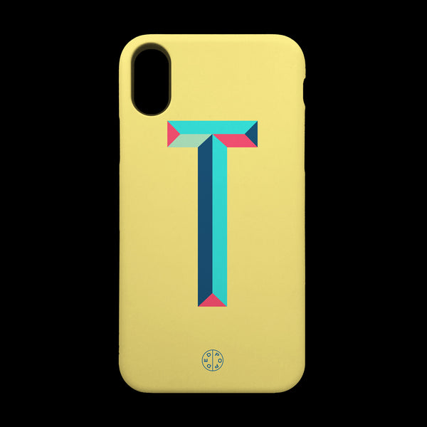 Mellow Yellow Case T