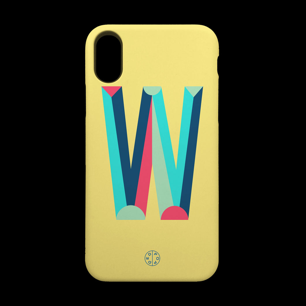 Mellow Yellow Case W