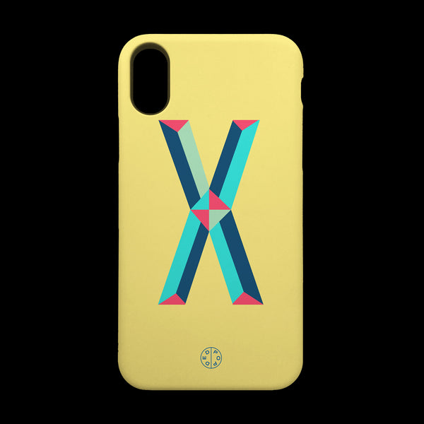 Mellow Yellow Case X