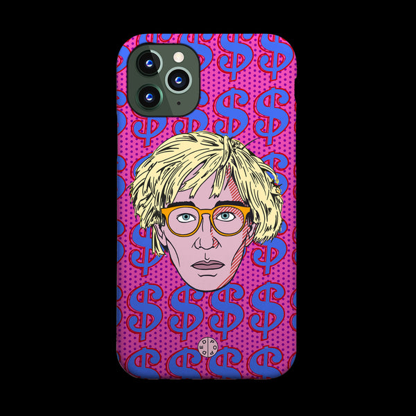 Andy Homage Phone Case