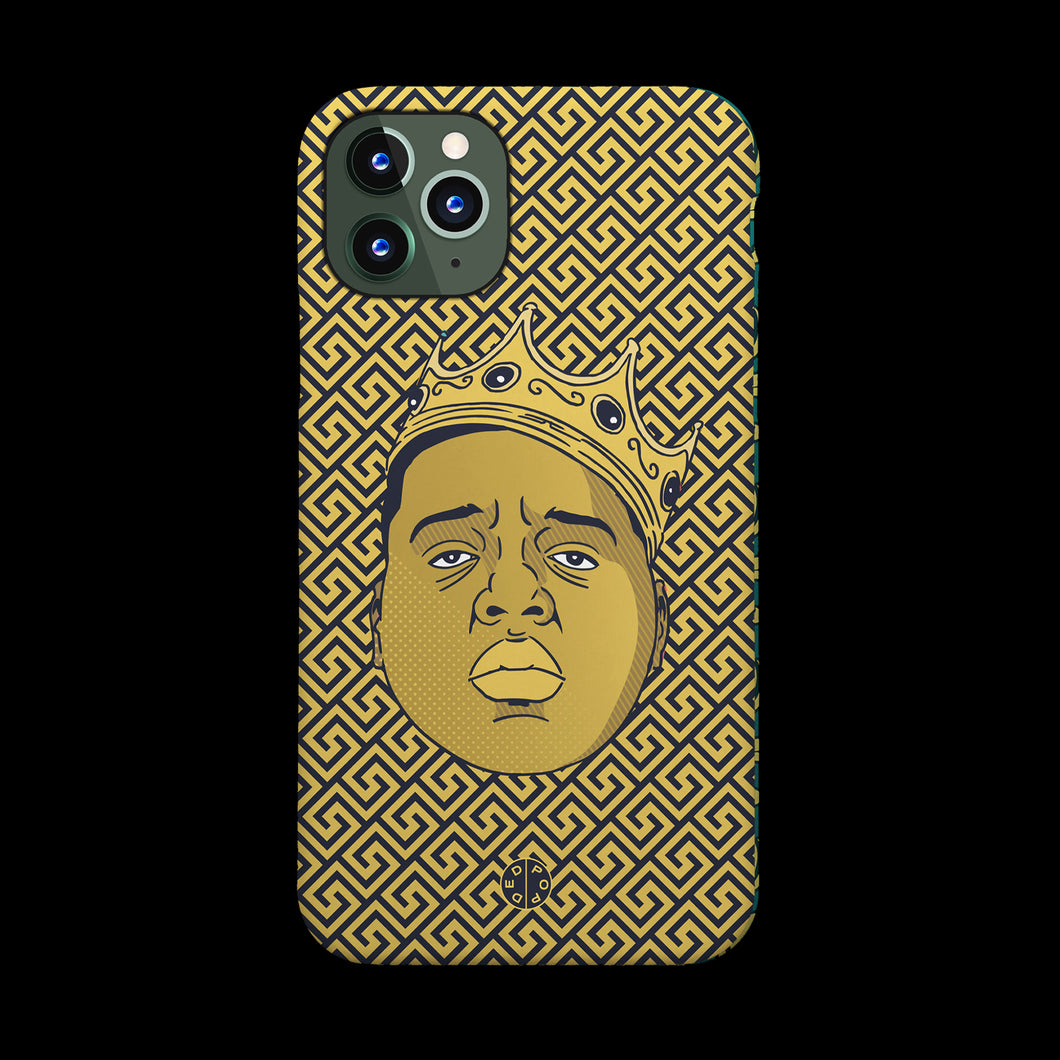 Biggie Homage Phone Case