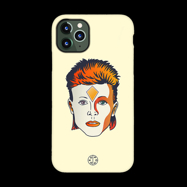 Bowie Homage Phone Case