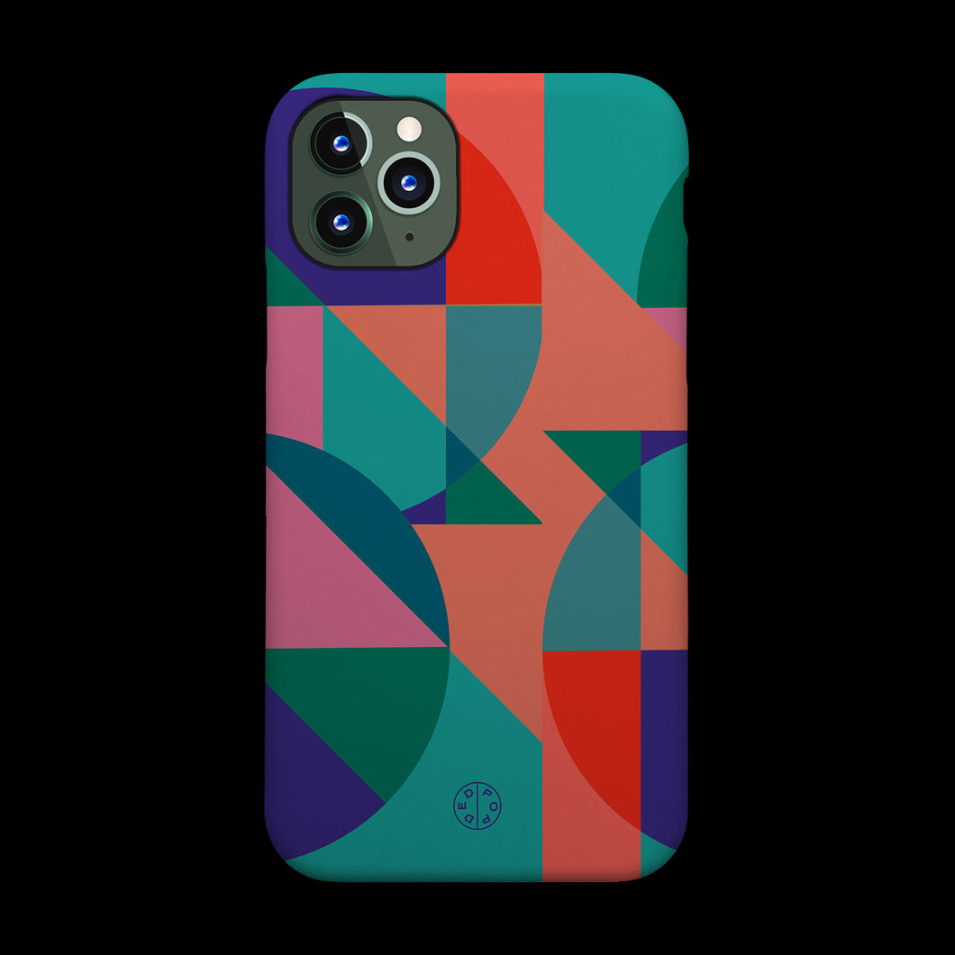 Melody Day Pattern Case