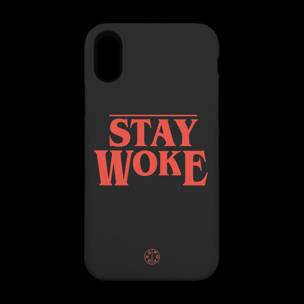 Stay Woke Phone Case