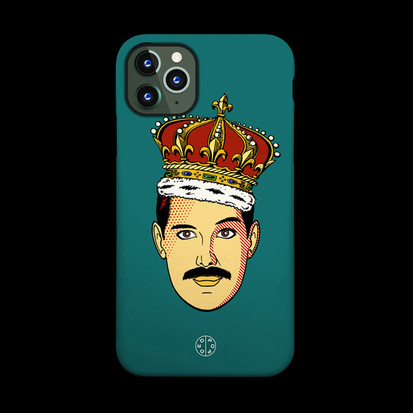 Freddie Homage Phone Case
