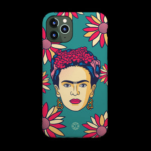 Frida Homage Phone Case