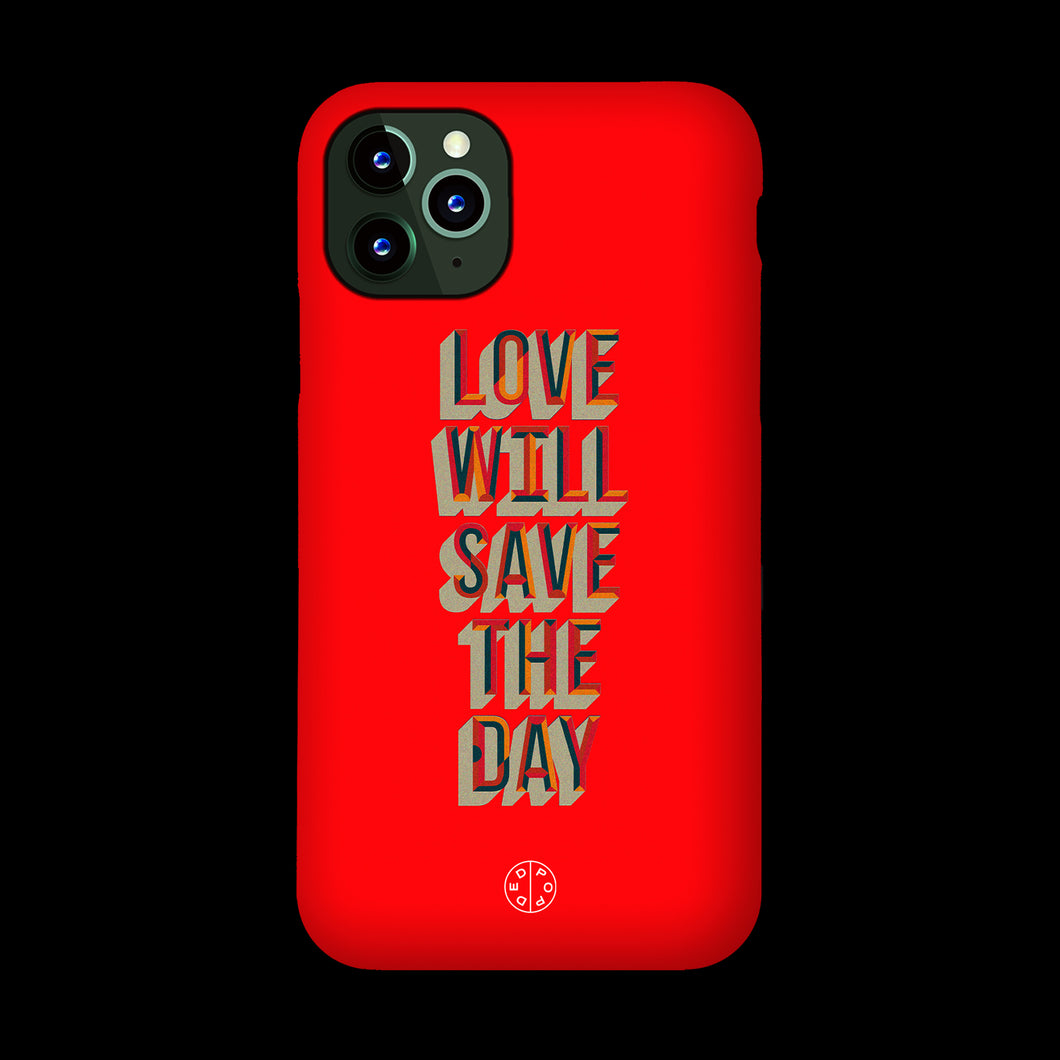 Love Will Save The Day Case