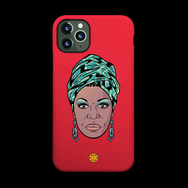 Nina Homage Phone Case