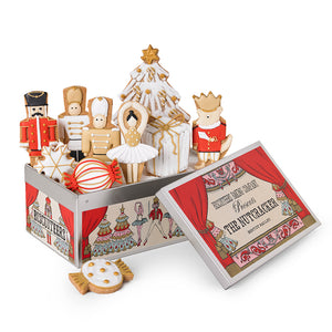 Nutcracker biscuit tin from the Biscuiteers