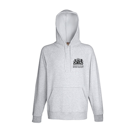 Heather Grey Hoodie (Adult)