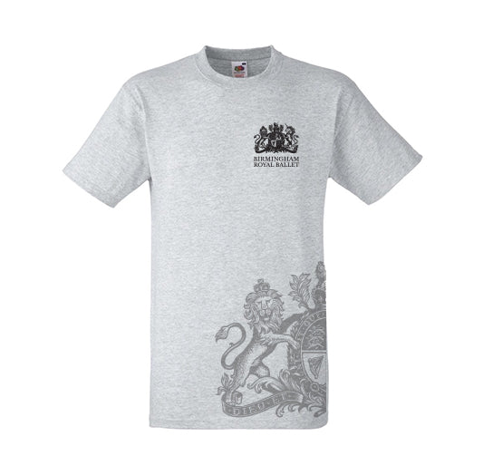 Heather Grey T-Shirt (Adult)