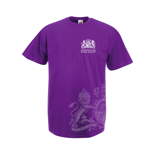 Purple T-Shirt (Children's)