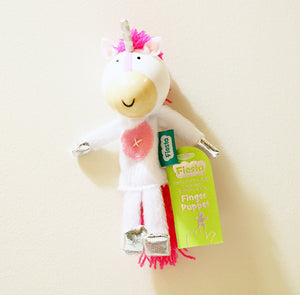 Finger Puppet - Unicorn