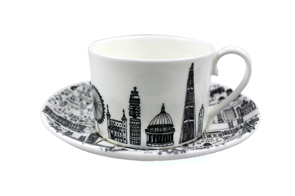 Central London Teacup set