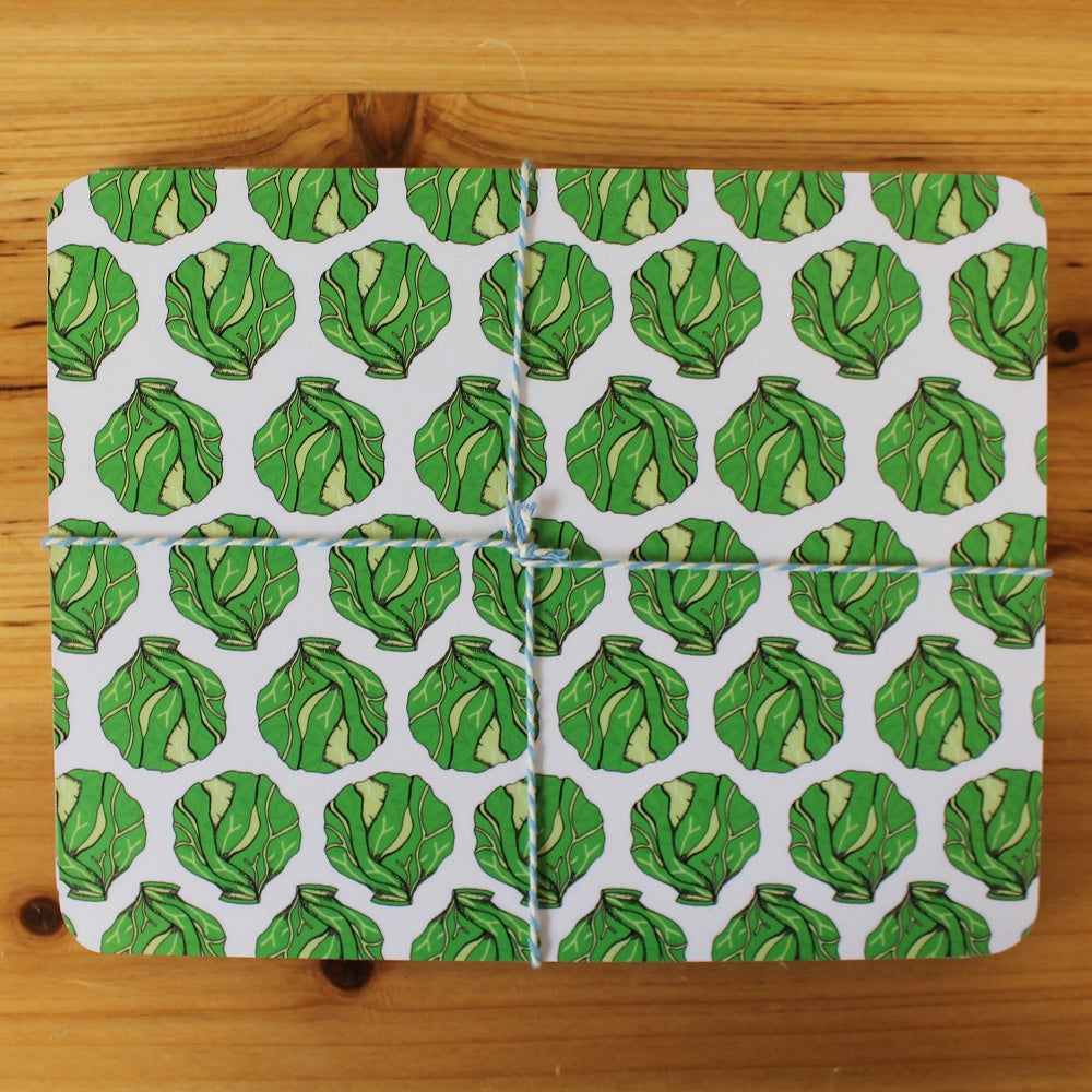 Christmas Sprouts Placemats