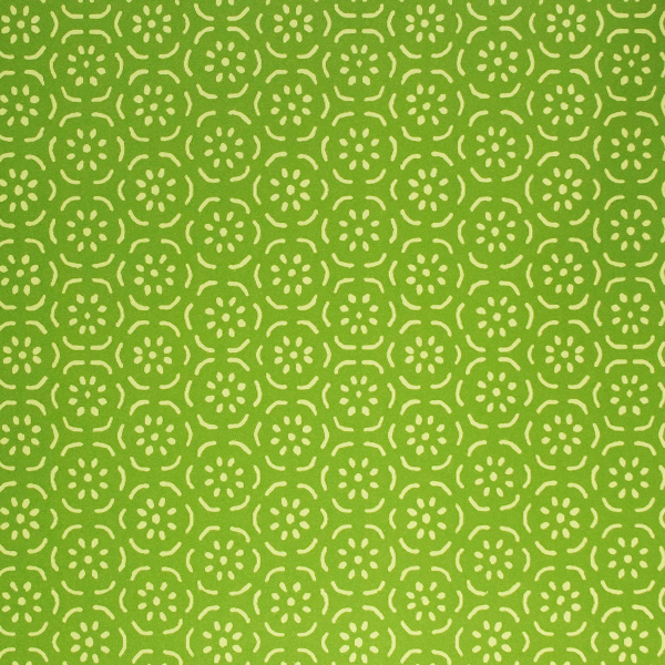 Pear hlaves Green Christmas Gift Wrap by Cambridge Imprint