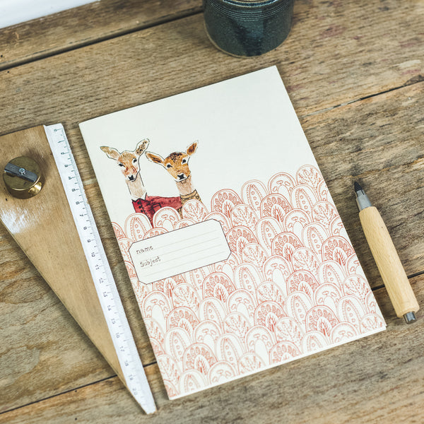 Willow & Sukie A5 Jotter Note book