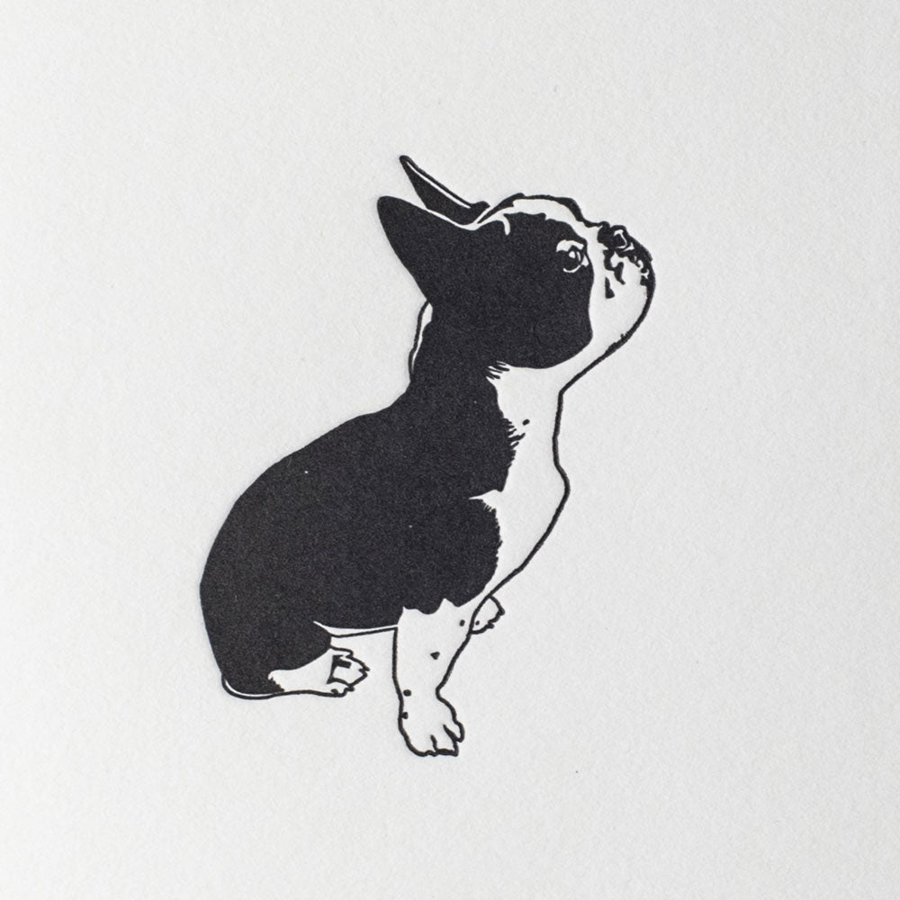 Frenchie Note Cards