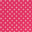 Star Magenta Christmas Gift Wrap by Cambridge Imprint