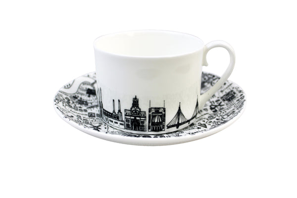 South west  London Teacup set