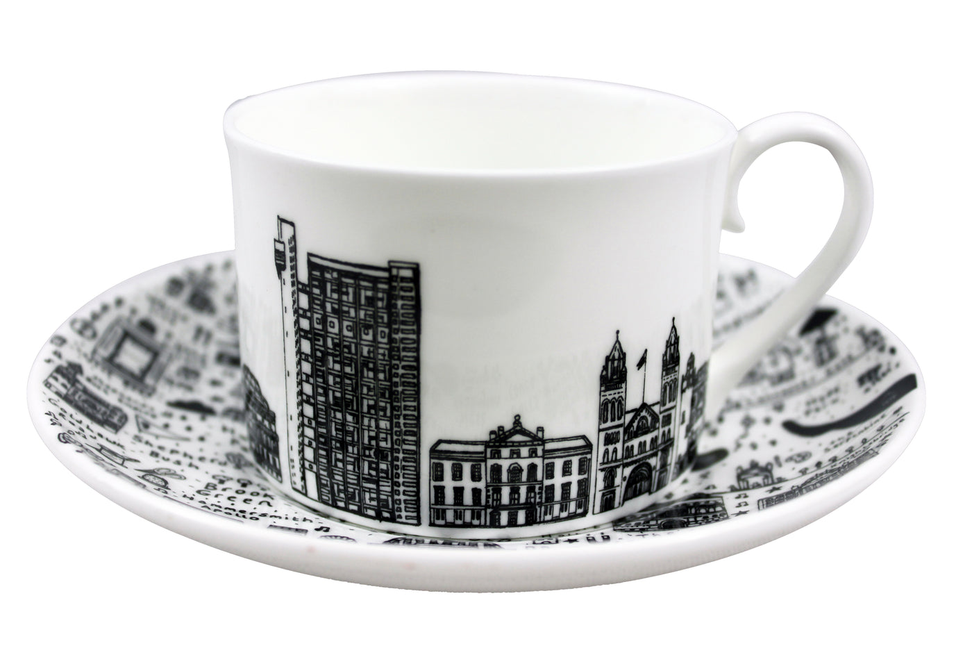 West London Teacup set