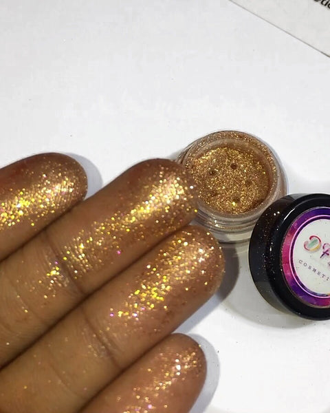 """Sugar Daddy"" shimmer chrome pigment"