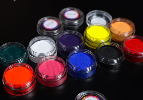 10pcs set vivid waterbase liner