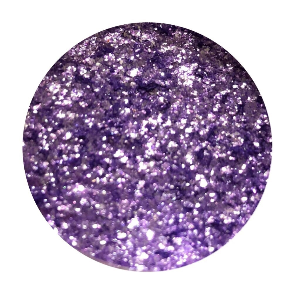 Violet gem - Fairy dust pigment