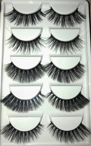 D's collection ~ mink lash tray