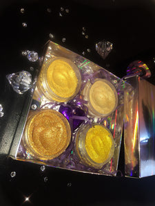 """GOLDEN"" Collection - eyeshadow"