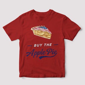 Apple Pie Pastime Unisex T-Shirt