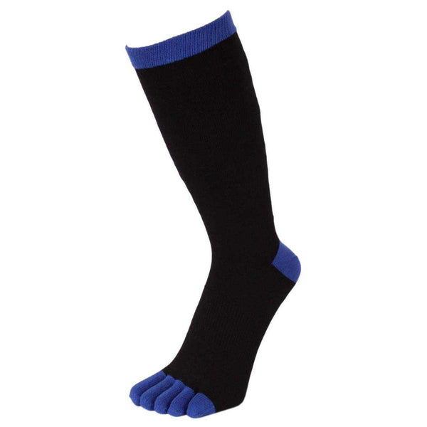 TOETOE Black Business Toe Socks