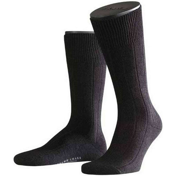 Falke Black Lhasa Socks