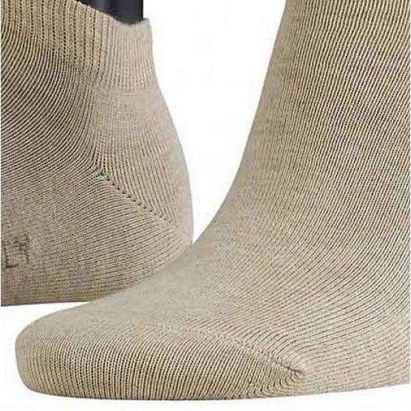 Falke Beige SandFamily Short Ankle Socks