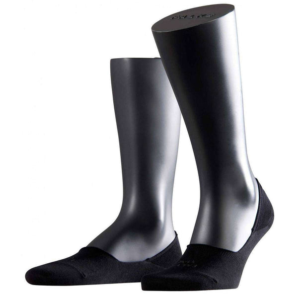 Falke Black Step Invisible Socks