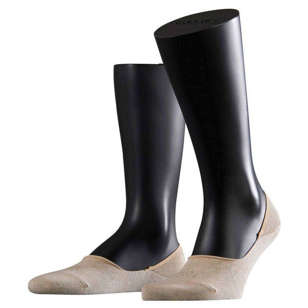 Falke Beige SandStep Invisible Socks