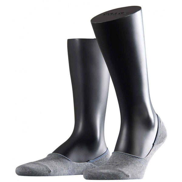 Falke Grey Step Invisible Socks