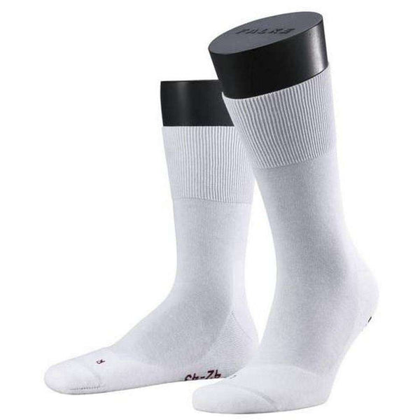 Falke White Run Ergo Midcalf Socks