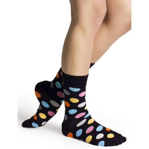 Happy Socks Multi-colour Big Dot Socks