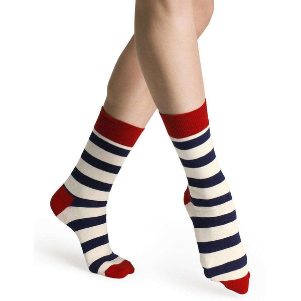 Happy Socks Multi-colour Stripe Socks