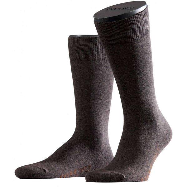 Falke Brown Family Midcalf Socks