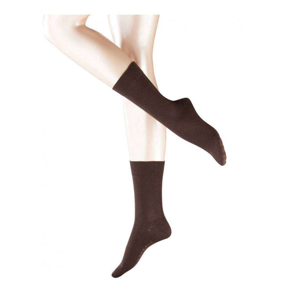 Falke Brown Sensitive London Socks