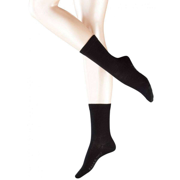 Falke Black Family Socks