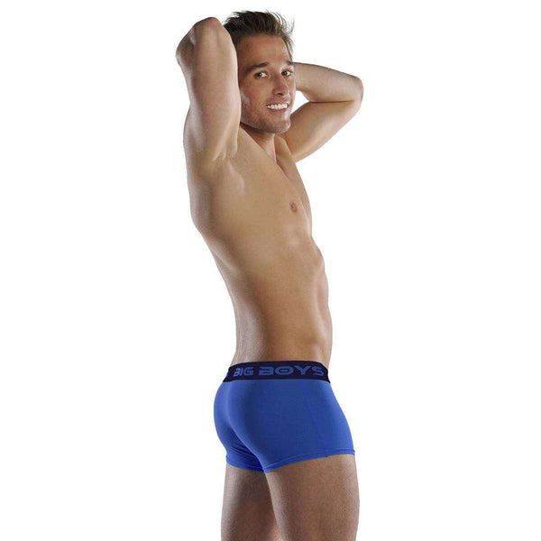 Big Boys Blue Low Rise Briefs