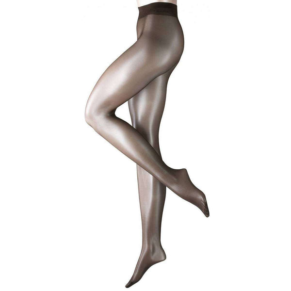 Falke Brown Pure Matte 20 Denier Transparent Matte Tights