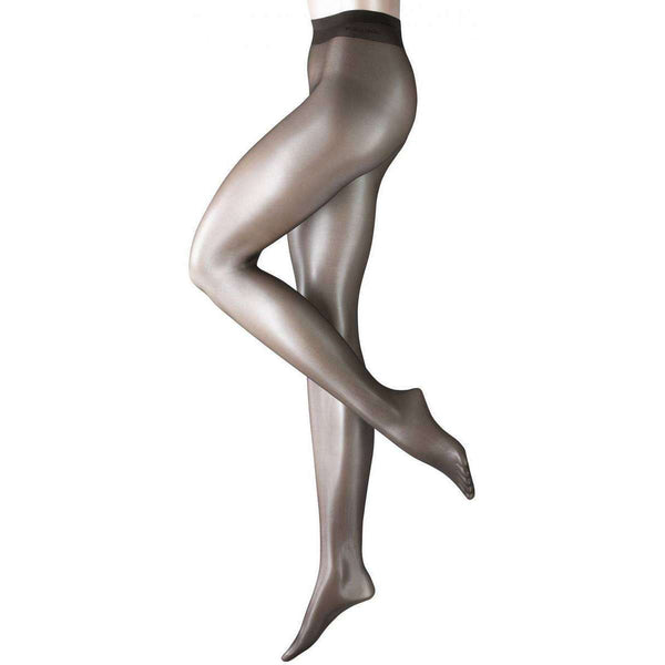 Falke Grey Pure Matte 20 Denier Transparent Matte Tights